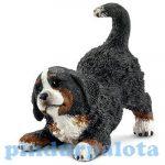 Kutya figurák - Berni pásztor kölyök Schleich