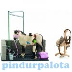 Szerepjátékok - Lányoknak - Schleich Mosóhely lovasoknak