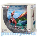 Figurák - Dinók - Carnotaurus és giganotaurus