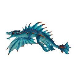 Sárkányos játékok- Schleich tengeri szörny műanyag játékfigura