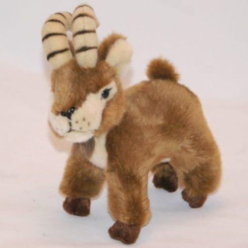 Kőszáli kecske - 18cm - Plüss állat