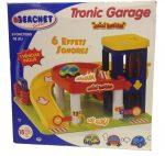 Tronic garázs  - Autópályák - Parkolóházak