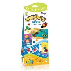 Quilling papírcsík technológia eszközök - Űrutazás kreatív Quilling szett gyerekeknek Spyrosity