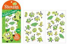 Matricák - Illatos matrica zöld alma