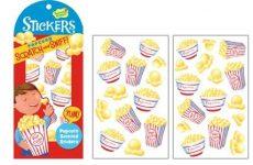 Matricák - Illatos matrica popcorn