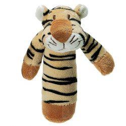 Zenélő játékok - Csörgők -Teddykompaniet - Tigris csörgő