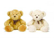 Teddykompaniet - Plüss maci - 25cm