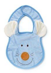 Szakálkák - Teddykompaniet - Egeres előke