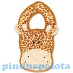 Ajándékok babáknak - Teddykompaniet -  Zsiráfos előke