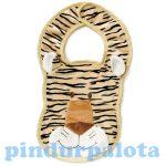 Ajándékok babáknak - Teddykompaniet -  Tigrises előke