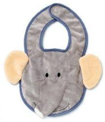 Ajándékok babáknak - Teddykompaniet -  Elefántos előke