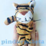 Teddykompaniet - Tigris ujjbáb