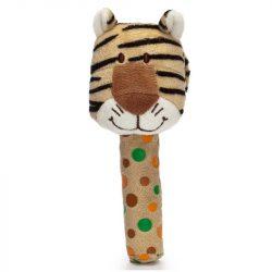 Zenélő játékok - Teddykompaniet - Diinglisar csörgő tükörrel - Tigris