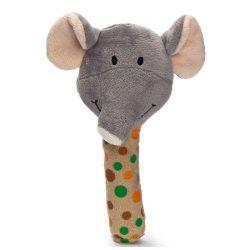 Zenélő játékok - Teddykompaniet - Csörgő tükörrel - Elefánt