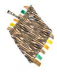 Bébi játékok - Alvókák - Tigriscsíkos nyálazó