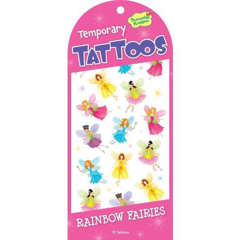 Matricák - Matrica tetoválás tündérek