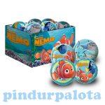 Kerti játékok - Labdák - Némó nyomában 15 cm gumilabda
