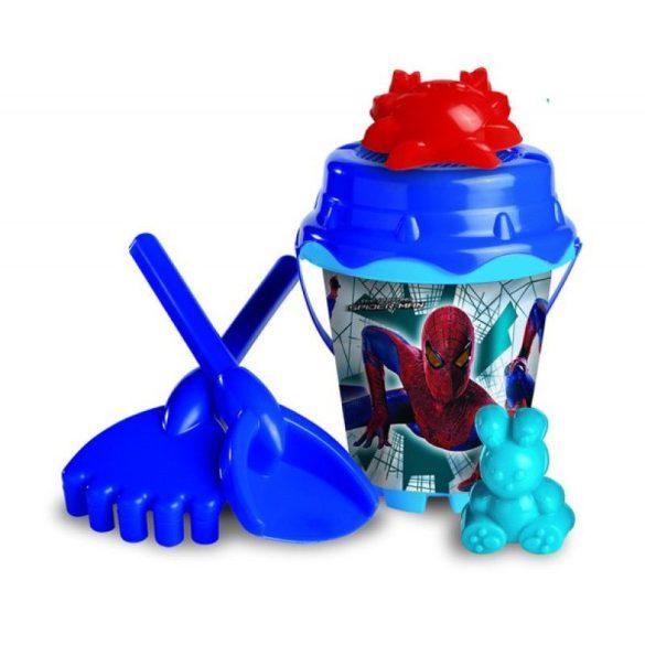 Homokozó készletek - Pókemberes szett