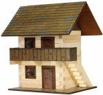 Építőjáték - Építős játékok - Építős makett magtár