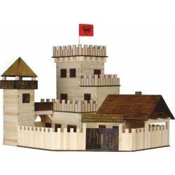 Építs makett kastélyt - Városépítős játékok