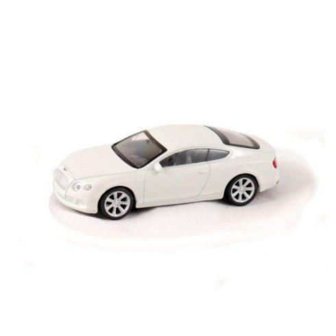 Welly Nex Modells - Kisautók - Bentley fehér
