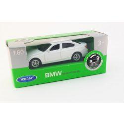 Welly NEX - Kisautó - 1:60 - BMW fehér 288/36