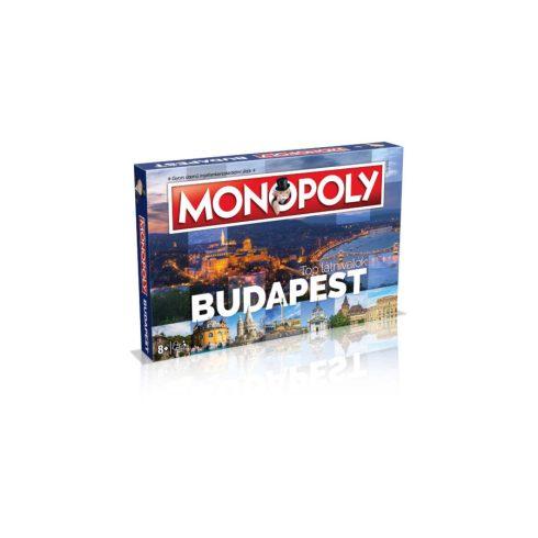 Társasjátékok - Budapest Monopoly társasjáték