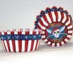 Party kellékek - Evés-ivás - Kalózos muffintartó