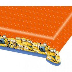 Party kellékek - Minion parti asztalterítő