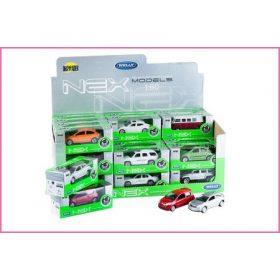 Kocsik, Welly NEX Modellek