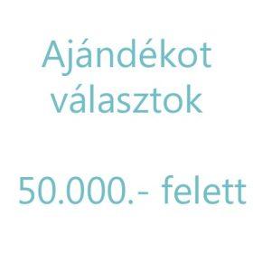 50.000.- felett vásároltam