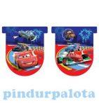 Party kellékek és dekorációk - Verdák zászlófüzér