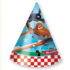 Szülinapra kellékek - Party kalap - Planes - Repcsik