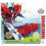 Transformers akciófigurák - Transformers-Robots in Disguise Optimus Prime egy lépéses robotfigura