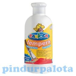 Festékek - Fehér tempera 500ml Carioca