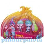 Mese figurák - Mese szereplők - Trollok Pipacs divat őrület figura csomag - Hasbro