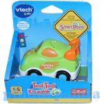 Műanyag járművek - Toot-toot kisautók - versenyautó
