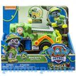 Mancs őrjáratos játékok - Mancs Őrjárat Rocky dzsungel járgánnyal
