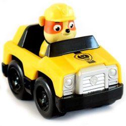 Mancs őrjáratos játékok - Mancs őrjárat Rubble járműben