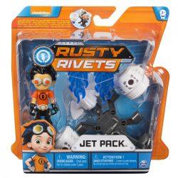 Mese figurák - Mese szereplők - Rusti Rivets Jet pack szett