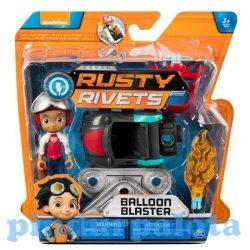 Mese figurák - Mese szereplők - Rusty Rivets Balloon Blaster szett