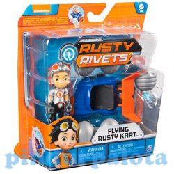 Mese figurák - Mese szereplők - Rusty rendbehozza Rusty Flying Kart szett-Spin Master