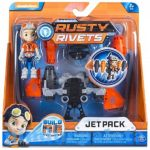 Mese figurák - Mese szereplők - Rusty rendbehozza Jet pack alap szett-Spin Master