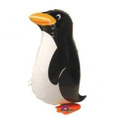 Party kellékek - Fólia lufik - Pingvin Sétáló  Fólia