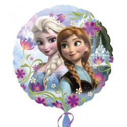 Fólia lufik - Jégvarázs Elsa és Anna