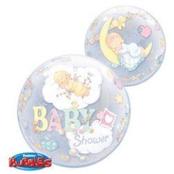 Party kellékek - Léggömb babaszületésre