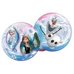 Party kellékek - Bubbles lufik - Jégvarázs bubbles