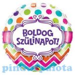 Fólia lufik - Boldog Születésnapot Fólia Lufi