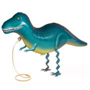 Fólia lufik - Sétáló Dinoszaurusz Héliummal töltve
