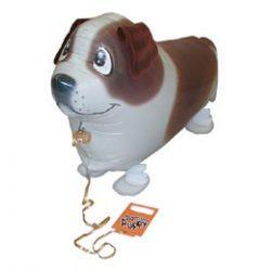 Party kellékek - Bernáthegyi kutyus sétáló lufi